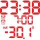 Часы проекторы
