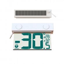 Оконный термометр на солнечной батарее RST01377