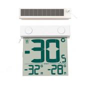 Оконный термометр на солнечной батарее RST01389