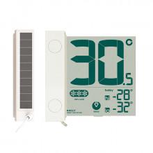 Оконный термометр на солнечной батарее RST01391