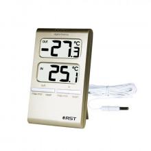 Цифровой термометр c  выносным датчиком RST02107