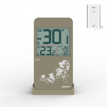Термометр с радиодатчиком RST02257 (Q257)