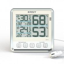Цифровой термогигрометр с выносным датчиком RST02413 (S413)