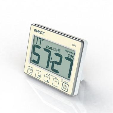 Таймер / секундомер / часы / будильник dt201