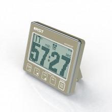 Таймер / секундомер / часы / будильник dot matrix 207 (RST04207)