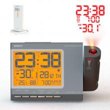 Проекционные часы  RST32765 (Q765) с радиодатчиком