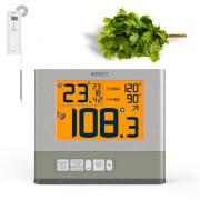 Высокотемпературный термометр для бани с радио-датчиком IQ110