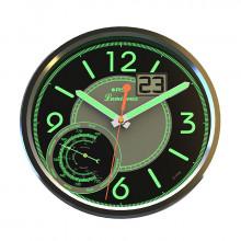 Настенные часы с барометром RST Lumineux 77742