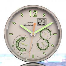 Настенные часы - метеостанция RST Lumineux 77745