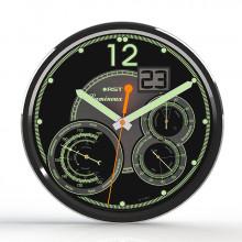 Настенные часы - метеостанция RST Lumineux 77747