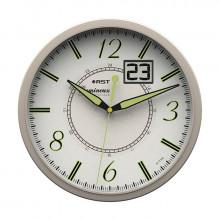 Настенные часы с электронной датой RST Lumineux 77748