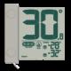 Уличные цифровые термометры RST